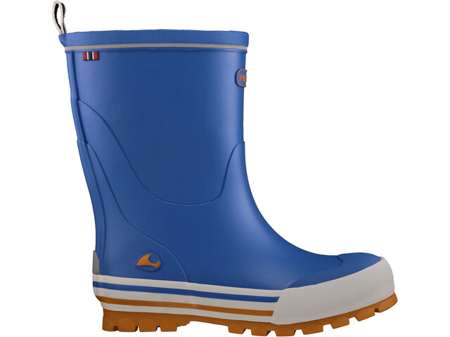 Viking Footwear Jolly Botas Niños, blue/orange